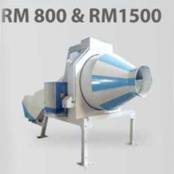 Rm 800 And Rm 1500 Portable Type Concrete Mixer