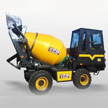 Self Loading Concrete Mixer Manufacturers Suppliers