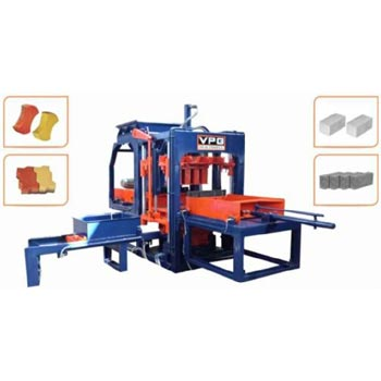 Vpg 720 Multi Purpose Block Making Machine