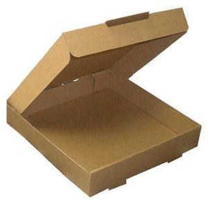 Kraft Paper Pizza Box