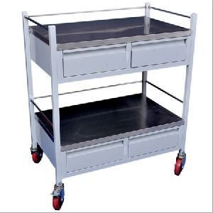 Medical Trolley With Drawer