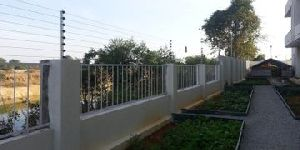 Corporate Solar Fencing System