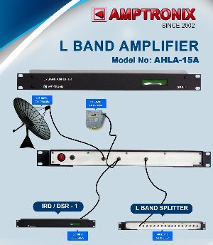 Catv L Band Amplifier