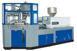 Blow Injection Molding Machine