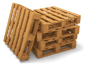 Heavy-duty Industrial Pallet