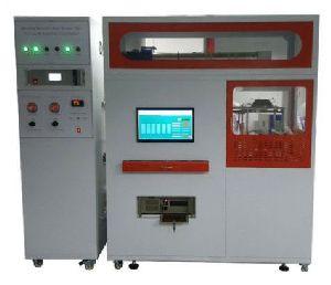 Heat Release Rate Testing Machine
