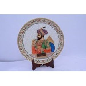 Rajasthani Marble Show Piece