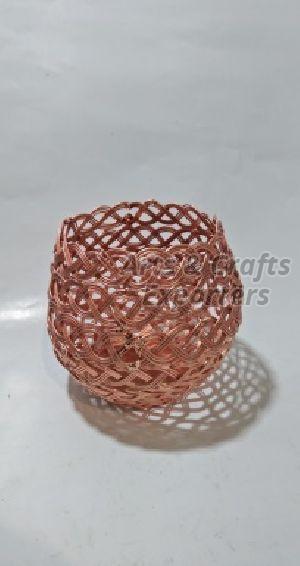 Copper Net Basket