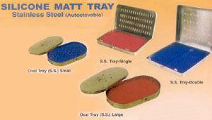 Silicone Matt Tray