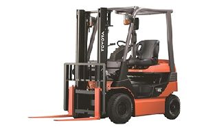 Electric Counterbalanced Forklift