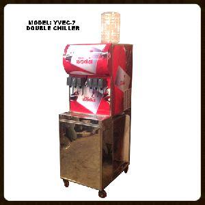 Fountain Soda Machine Double Chiller