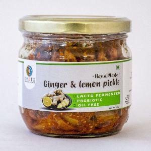 Ginger Lemon Pickle