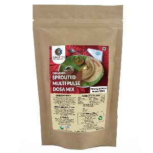 Organic Sprouted Multi Pulse Dosa Mix