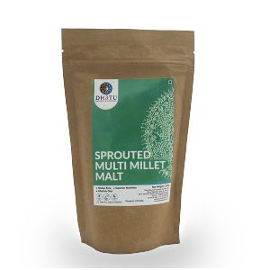 Sprouted Multi Millet Malt