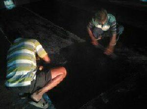 Heavy Duty Industrial Mastic Flooring