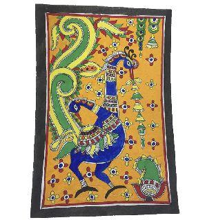 Craftuno Traditional Madhubani Painting