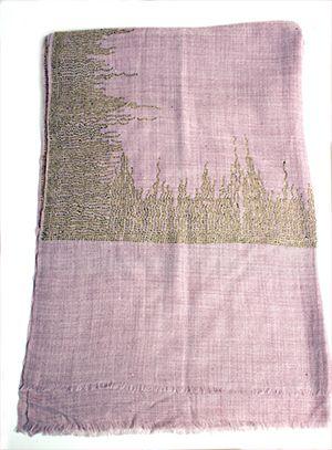 Soft Cashmere Women's Shawl