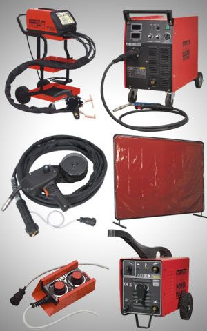 Welding And Cutting Tools