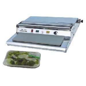 Cling Film Wrapper Machine