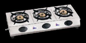 Gas Stove / Triple Burner