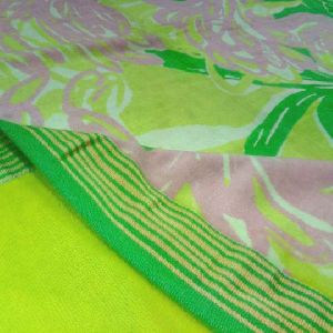 Designer Beach Towel, Pure Cotton Printed Beach Towel