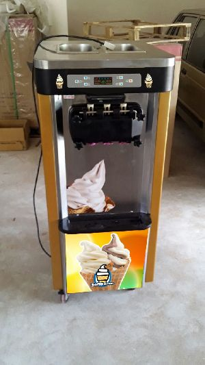 Softy Ice Creem Machine
