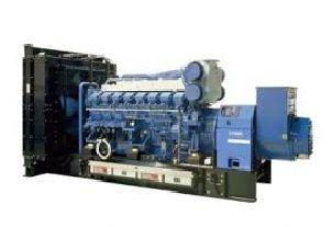 Mitsubishi Silent Diesel Generator