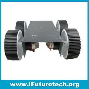 4 Wheel Robotic Car