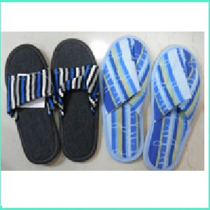 Printed Hotel Slippers