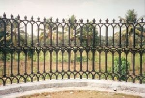 Compound Wall Grills Manufacturers Suppliers Exporters In India