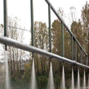 Dispersant Water Spray System