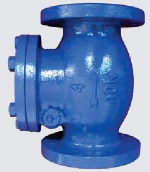 Cast Iron Double Flanged Valves