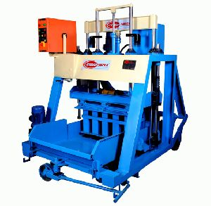 Hollow Blocks Making Machine