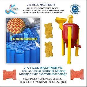TILE CHEMICAL MACHINE