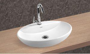 Apple Plain Table Top Wash Basin