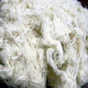Spinning Hard Fabric Waste