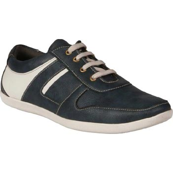 Blue & White Candey Casual Shoes