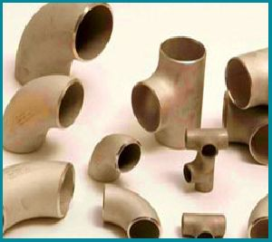 Cupro Nickel Buttweld Fittings