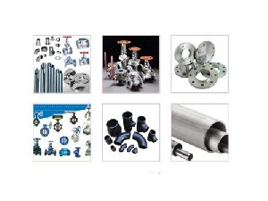SS & CS Pipes, Fittings, Flanges, Valves And Profiles