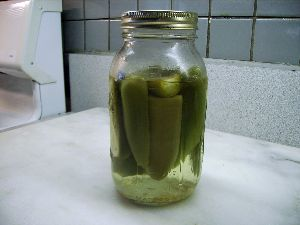 Pickled Jalapeno Pepper