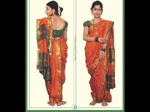 Ready Made Nauvari Saree