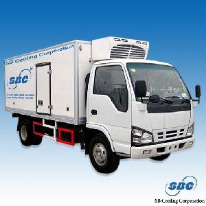 11805351b8 Refrigerated Van - Manufacturers