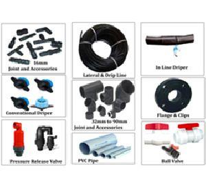 PVC Drip & Misting System