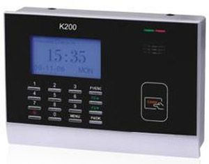 Proximity Time Attendance System