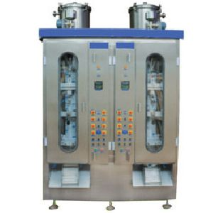 Milk Pouch Packging Machine