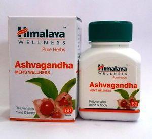 Himaliya Ashwagandha Tablets