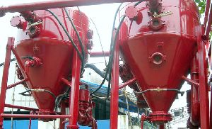 Cementing Surge Tank