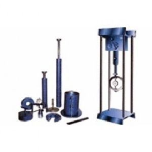 C.B.R. test apparatus Manual
