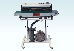 Gas Flushing Bag Sealer