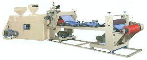 Multi Layer Plastic Sheet Extruder